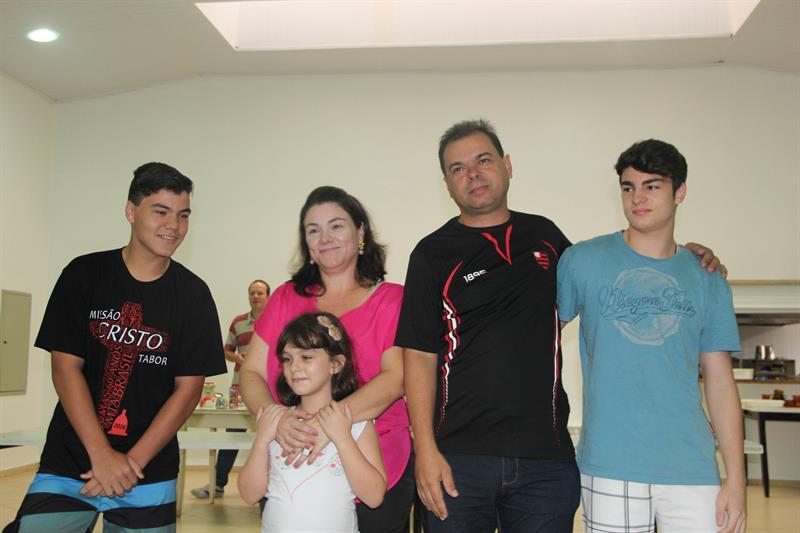 ENCONTRO DA COMUNIDADE OFICIAL 2016 REGIÃO PARANÁ
