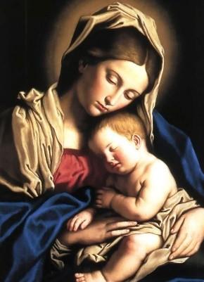 MAIO - DIA DAS MÃES E MÊS DE MARIA
