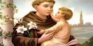 Santo Antônio de Pádua, rogai por nós!