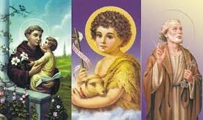 Por que celebramos os Santos?