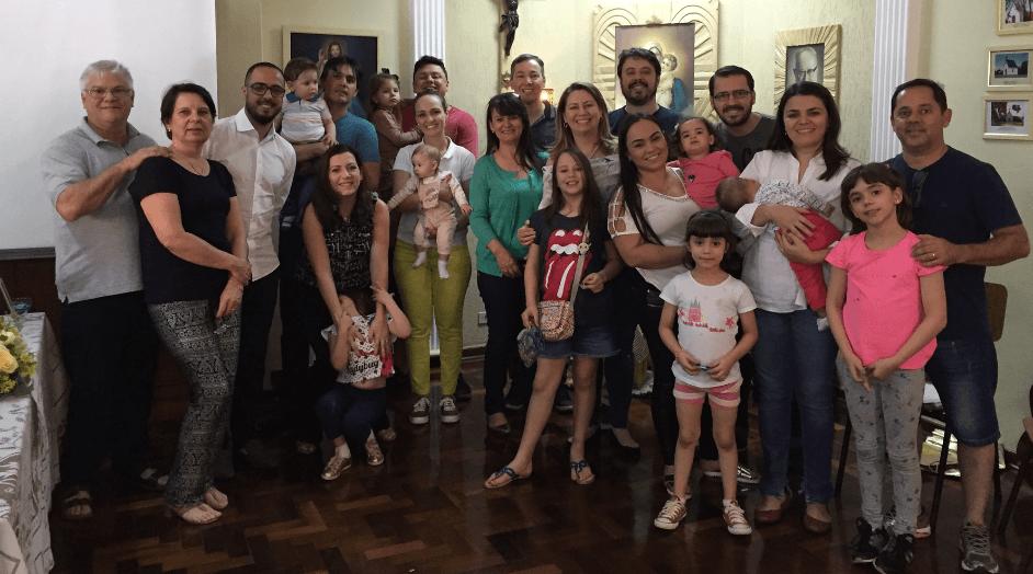Encontro do XXIV Curso da União de Famílias