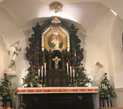 Círculo de Oração – Maio de 2018