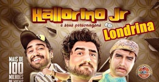 HALLORINO JR E SEUS PERSONAGENS