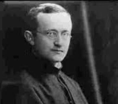 Ordenação sacerdotal do Padre Kentenich