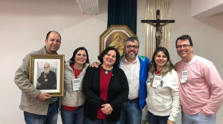 União de Famílias no Encontro Nacional da Missão Familiar