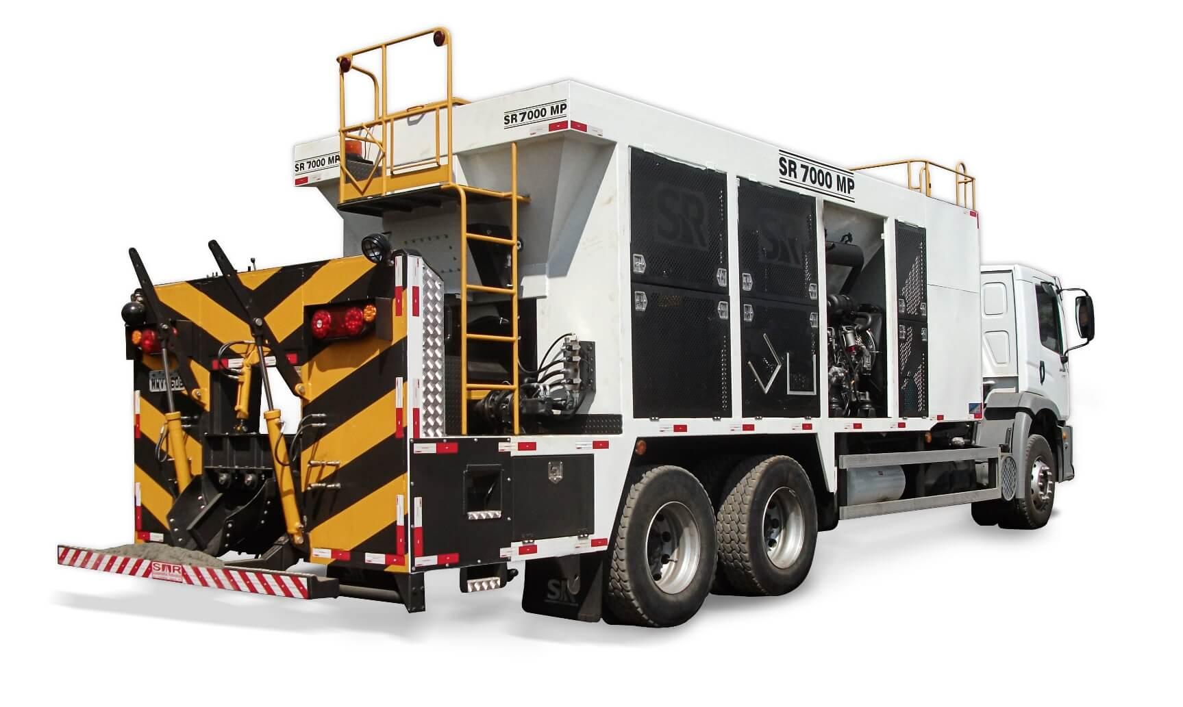 SR 7000 Truck