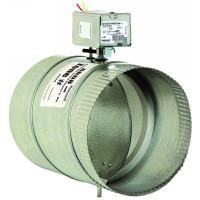 """ARD10 - Honeywell 10"""" Round Zone Damper w/ 24V 2-Position Actuator"""