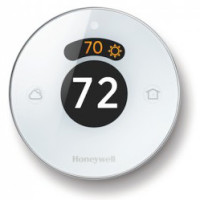 TH8732WFH5002 - Lyric Thermostat - Honeywell Programmable Residential Thermostat with Geofencing