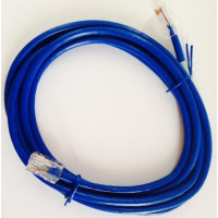 W560110030 - ConnectAir CAT5E PATCHCORD PVC 30'