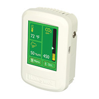 IAQ-DNV-TRH-D - Honeywell Analytics Digital VOC Dioxide Sensor, Duct Mount, Network, Temp and rH, Display