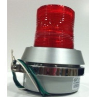 STASR - Honeywell Analytics Strobe, Horn & Red Lens