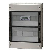 DGC5-B01-2000US - Digital Controller, max. (98) DT5 Xmtrs, (2) Comm. Ports, NEMA 4X Enclosure A, 2-DIN Rails