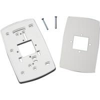 HMO-6036W80 - Simply VAV Accessory, Wallplate, White, Horiz. or Vert. Handybox Mtg., 6000 Series Sensors