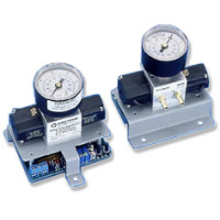 EP-313-315 - Electro-Pneumatic Transducer, Field selectable 4-20 mA, 0-5 VDC or 0-10