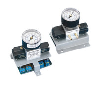 EP-321 - Tri State Pneumatic Transducer, 0-20 psi Output