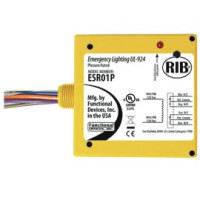 ESR01P - UL924 Enclosed Relay 20Amp DPDT 120Vac