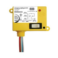 ESR2402SB-NC - UL924 Enc Relay 20Amp SPST-NC + Override 24Vac/dc/