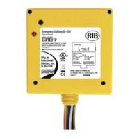 ESRTE01P - UL924 Encl. Relay Hi/Low sep 20Amp DPDT 120V