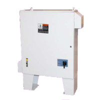 VBA375.F330XBT300 - 75 HP, 480 VAC, NEMA 3R, VFD with 3 Cont. bypass, Graph. Interface, + Fused Disconnect