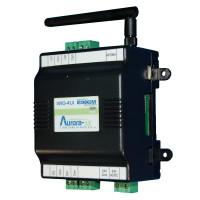 WIO-4UI - Aurora-AX Wireless Sedona 4 UI Controller