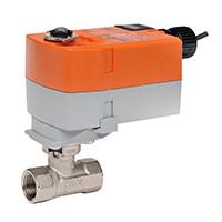TFRB24-SR - Belimo Spring Return Damper Actuator, 18in-lb, 2-10V, 24VAC/DC