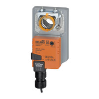 AMQX24-1 - Belimo Damp.Rotary, 140in-lb, On/Off, 24V