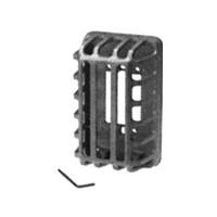 134-117 - Pneumatic Controls - Thermostat ACC, ALUMINUM GUARD