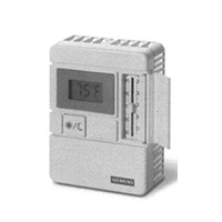 540-680FA - Siemens Room Units - TEC Room Sensor w/STPT, Override, Beige