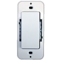 NA-2CH-FL-CR-902 - Switch - EnOcean - 2-channel Switch,Flush Mount,Cream White
