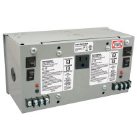 PSH100A100A - Pwr Supply,Dual,100Va,4Amp,120 - 24Vac,W/Brk