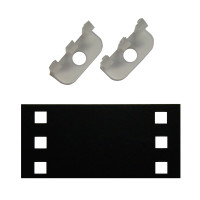 APSB-TC - 1Terminal Cover and 2 Clips for PSB 4up-Terminal