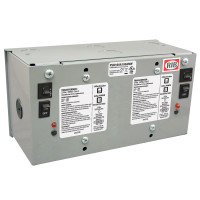 PSH100A100ANW - Power Supply,dual,100Va120 - 24Vac,Sec Wires,No Out