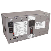 PSH100A24DWB10 - Enclosed Power Supply, 100 VA (120 to 24 Vac) and Switching 120 to 24 Vdc at 2.5 Amp