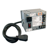 PSH100AB10-EXT2 - Enclosed Sing.100VA 120 to 24Vac UL Class 2 power supply 10A main breaker w/Cord