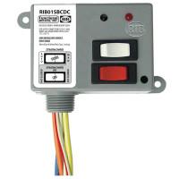 RIB01SBCDC - Relay,20Amp SPDT -No + Sw, 120vac