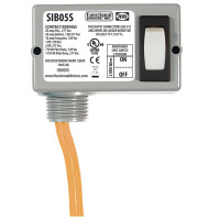 SIB05S - Enclosed Switch 20 Amp, 2 Position Maintained, On/Off, 2 Wires