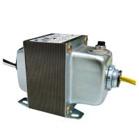 TR100VA002-20 - Transformer 100VA,120-24V,2 hub,ClassII UL Listed US/C,CBkr, 20 in wires