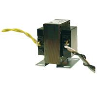 TR50VA019 - Xfrmr 50VA,277/120V-24,Plast endbells,Vert foot mnt,UL Rec US/CA,28in wires