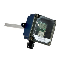 CO2D-A - Duct CO2 Sensor, w/LCD Display and Set Point Relay