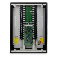 RPSB32-32-0-00 - 32 Circuit Basic BACnet Lighting Panel with 32 Relays