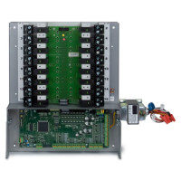 RIDS16-08-0-00-B0 - Retrofit Int Dim Std, 16 Relay Capacity, 08 RI, 120/277VAC Ctr Pwr Transf, 24 UI, Bottom mtd contrl