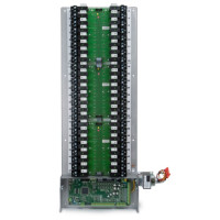 RIDS48-24-0-00-B0 - Retrofit Int Dim Std, 48 Relay Capacity, 24 RI, 120/277VAC Ctr Pwr Transf, 24 UI, Bottom mtd contrl