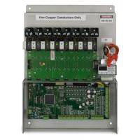 RISB08-04-0 - Retrofit Interior Switching Basic, 08 Relay Capacity, 04 RI, 120/277VAC Ctr Pwr Transf, 24 UI