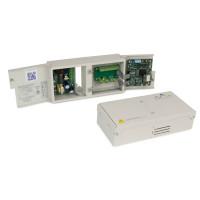 ZCSB-00-BT - Single Circuit Input Dual Circuit Output Basic Switching BACnet Lighting Zone Controller 120/277V w/Bluetooth