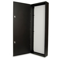 CP52-S - CUSTOM ITEM - Control Panel 43 NEMA 1,  Surface Mount, Hinged Reversible Door w/ Key Lock + Drawing Pocket