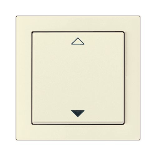 BBJ-2CH-CR-902 - Switch - EnOcean - 2-channel Switch,blinds/shutters,Cream White