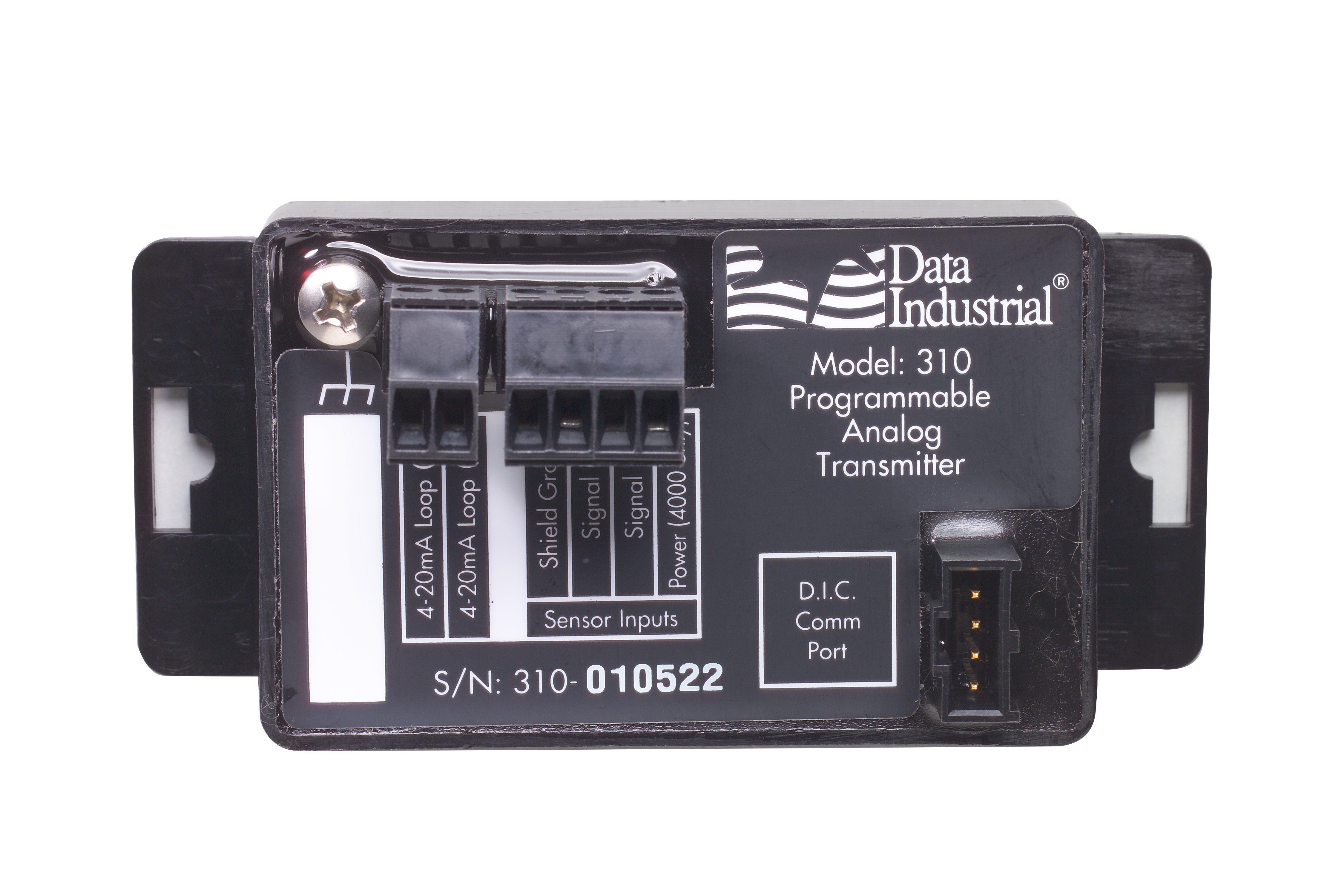 Badger 310 Series Analog Transmitter 310-00 Flow