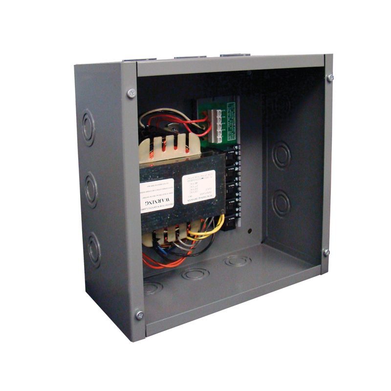 PSH500A - Functional Devices Enclosed 5-100VA Class 2 Power Supply