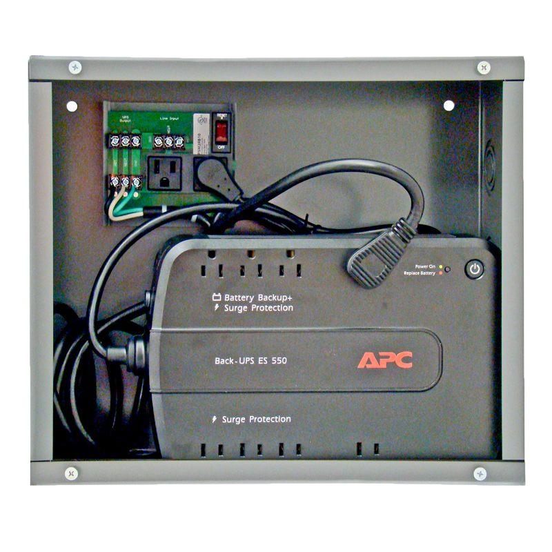 PSH550-UPS - Enc 550VA Uniterruptible Power Supply 120VAC (DISCONTINUED)