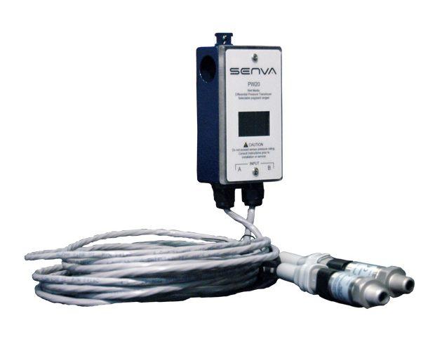Pw20b A Senva Sensors Differential Pressure Sensors